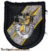 Beret flash J.C.U. (Joint Communications Unit)