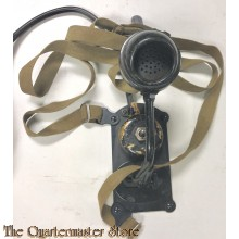 Signal Corps T-26 Chest Microphone Unit
