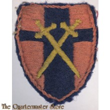 Formation patch HQ 21st Army Group
