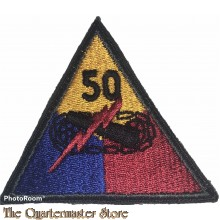 Formation patch 50th Armored Division