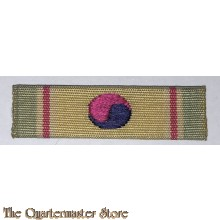 Baton Republic of Korea War Service Medal (ROKWSM) (Ribbon Republic of Korea War Service Medal ROKWSM)