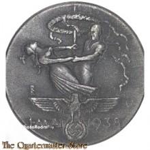 Spende Abzeichen 1 Mai 1938 (Tinnie 1 Mai 1938)  < Gebruder Schmidt Oberstein  >