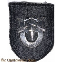 Beret flash 5 Special Forces Group (1962)