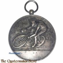 Wielren medaille Stadion Olympia 1943