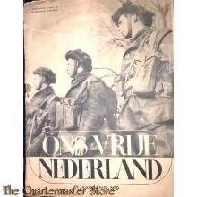 Ons vrije Nederland 5e jrg no 9 (Nederlandsche jongens bij de geallieerde stoottroepen)