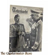 Magazine Die Wehrmacht,  7e Jrg no 23 , 3 november 1943