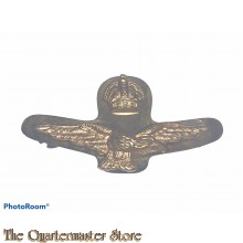Badge RAF officers side/wedge cap