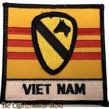 Blazer badge VIET NAM  US 1st Cavalry
