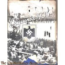 Band 1 Olympischen Spiele 1936 Berlin und Garmisch-PartenKirchen