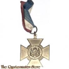 Medaille 1940 de princevlag den haag 40 km versie