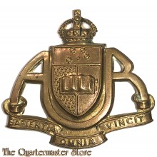 Cap badge Adelaide University Regiment 1930-1942