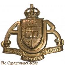 Cap badge Adelaide University Regiment 1930-1942
