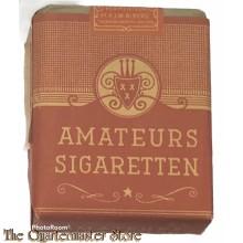 Amateur sigaretten rood/wit