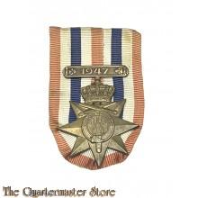 Het Ereteken voor Orde en Vrede (gesp 1947)