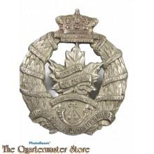 Capbadge Canadian Intelligence Corps WW2