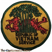 Blazer badge Republic of Vietnam Service