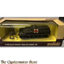 Boxed SOLIDO Military 1/43 Scale Diecast 6062 -  AMX 13 V.C.I.