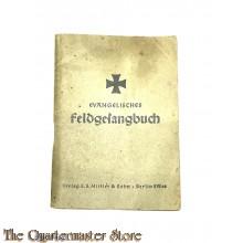WH Feldgesangbuch Evangelisch WK2  (German Field holy songbook) WW2