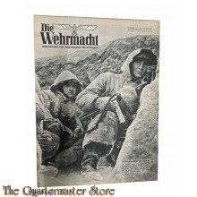 Magazine Die Wehrmacht 8e jrg No 3, 2 februar 1944