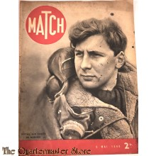 Magazine MATCH 9 Mai 1940, Royal Air Force en Norvege