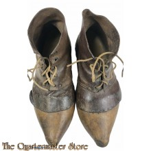 Franse WW1 klompen (French trench clogs)