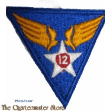 Sleeve badge 12th US Air Force