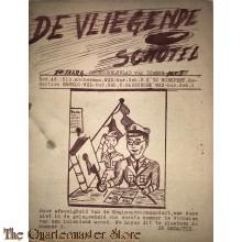 Onderdeelsblad van 32 R.G.G. no 1 ¨de Vliegende schotel¨