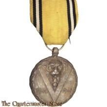 Belgium - Commemorative Medal of the War 1940-1945, Médaille Commémorative de la Guerre 1940–45,  De Herinneringsmedaille van de Oorlog 1940–1945