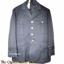 Service dress met broek overhemd en stropdas Kon Luchtmacht 1964