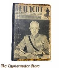 Weekblad de Wacht no 1 t/m 25 ingebonden