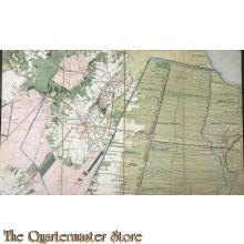 Topografische Landkaart Eemnes no 388