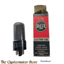 WW2 US Army RCA electron tube (boxed)