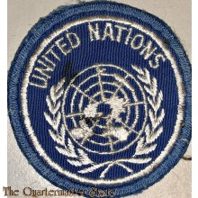 Cloth sleeve badge United Nations (Unifil)