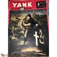 Magazine Yank Vol 3, no 48,  May 18 1945