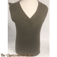 US Army V-neck sweater