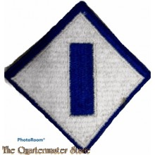 Mouwembleem 1st US Service Command (Sleeve badge 1st US Service Command)