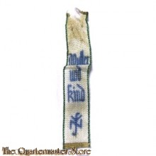 Spende abzeichen Mutter und Kind (Donation small pennant Mother and child)