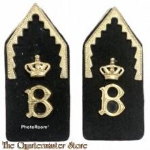 Kraagspiegels generaal Adjudant H.M. Koningin Beatrix