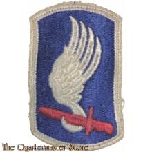 Mouwembleem US 173rd Infantry Brigade A/B