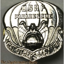 Badge U.S.A.F. Pararescue