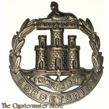 Cap badge Dorsetshire Regiment