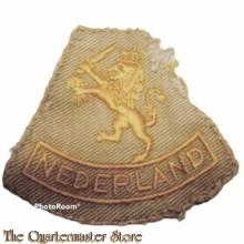 Mouwleeuw NEDERLAND 1945-1950 Ned Indië (zomer)