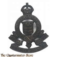 Cap badge Royal Canadian Ordnance Corps (RCOC) WW2