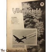 Vliegwereld jaargang 9,no 18  blz 273-288, Haarlem 15  sept 1943