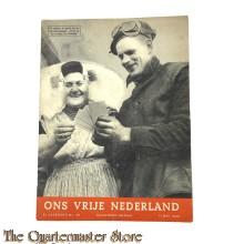Ons vrije Nederland 5e jrg no 49   11 mei 1946