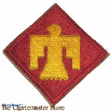 "Mouwembleem 45th Infantry Division (Sleeve patch 45th ""Thunderbird"" Infantry Division)"