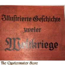 Flugblatt / Booklet G.1, Illustrierte Geschichte zweier Weltkriege