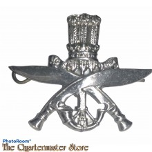 Cap badge 1st King George V Own Gurkha Rifles (The Malaun Rifles) post 1947