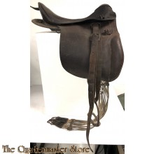 WH ArmeeSattel 25 (German WWII M25 Cavalry saddle)