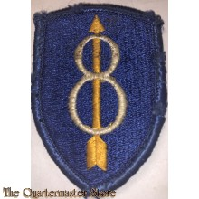 Formation patch 8th Infantry Division
